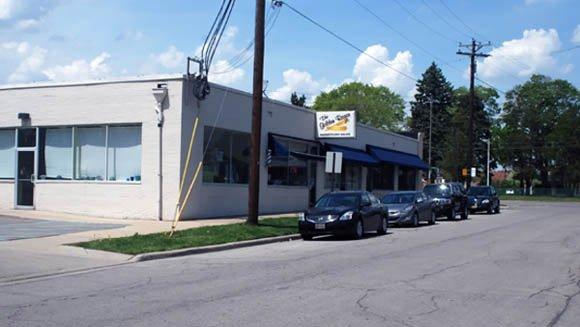 Our Location - Golden Razor Barber Shop - Toledo, Ohio